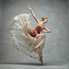 Tiler peck Nyc dance project Dress by naeem khannyc