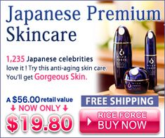 The Information Store: Discover Rice Force, a brand new category of skin ... Follow Us & Get 5 Super Deals Daily!!