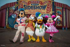 New Fantasyland: Goofy and Friends:)