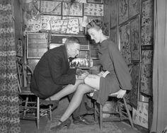 Nyhavn 1937-1938. Tattoo
