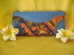 Dompet V Batik