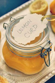 Krem od limuna / Lemon curd