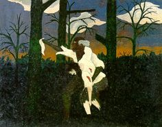 Zachariah by Horace Pippin