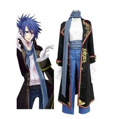 Vocaloid kaito cosplay costume comes from www.eshopcos.com