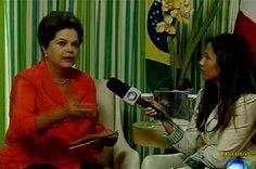Exclusiva: presidenta Dilma Rousseff fala sobre educação e saúde - Notícias - R7 Bahia