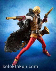 Excellent Model Portrait.Of.Pirates One Piece EDITION-Z Sanji - MegaHouse (PVC Figure)