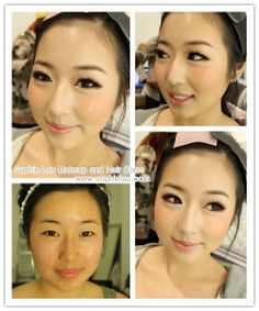 Sophie Lau Makeup and Hair