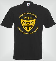 Tyrell Corporation Replicants Blade Runner | LoveMePrint