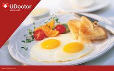 UDoctorians, persiapkan diri kamu dengan sarapan yang sehat agar dpt berkonsentrasi saat beraktivitas :)