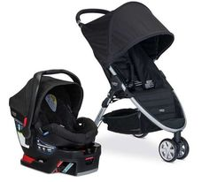 "Britax has issued a recall of certain B-Safe 35 and B-Safe 35 Elite infant car seat and travel systems, involving the carry handle.  According to the CPSC, ""the foam padding on the stroller's arm bar can come off in fragments if the child bites the arm bar, posing a choking hazard."""