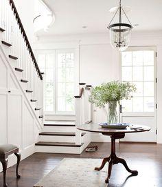 remove dining Rm wall,turn stairs, walk thru to foyer Hall och nytt projekt | Simplicity | Sköna Hem