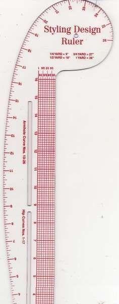 Dressmaker's Curve