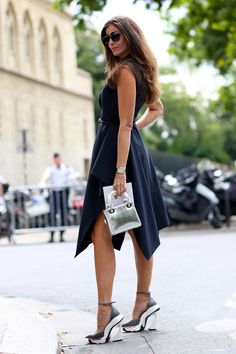 FWP At the Couture Shows: Street Style