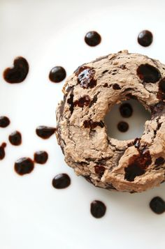 Triple Chocolate Doughnuts | Strength and Sunshine #glutenfree #vegan #paleo