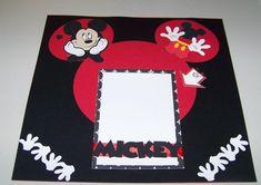 Bug - Bitten Disney Fanatic: Disney's Mickey Mouse layout