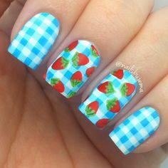 Nails By Jema: Strawberry Nails