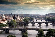 Prague Prague Prague.