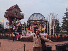 Beautiful Park of Shiroi Koibito