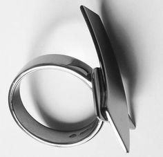 Veronika Cugura Accessories  #design #ring #jewelry #creativity #designer