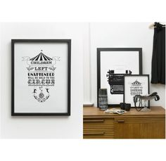 Circus Print | Folly Home | Design-led Gifts, Home wares, Vintage Finds