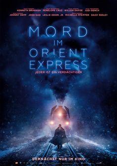 Poster zum Film: Mord im Orient-Express