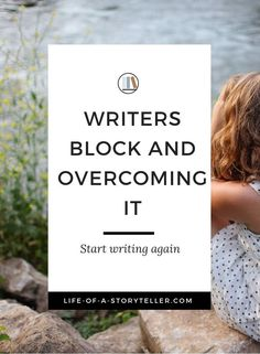 How to Overcome Writer's Block Fiction Writing, Writing Advice, Writing Resources, Start Writing, Writing A Book, Science Fiction, Writer Tips, A Writer's Life, Writers Notebook