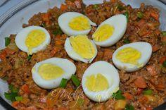Mely's  kitchen: Giniling A La Caldereta