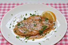 Pollo al Limone | Kip met een lekkere citroensaus | Het lekkerste recept vind je op Alles Over Italiaans Eten