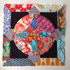 Lilabelle Lane: Circle Game Quilt