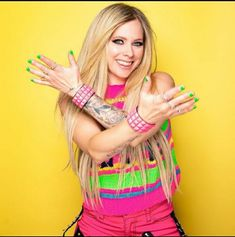 Avril Lavigne Style, Avril Lavigne Photos, The Best Damn Thing, Punk Princess, Celebs, Celebrities, Her Music, Just Amazing, Most Beautiful Women
