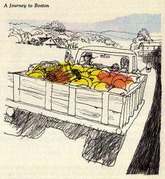 Reader's Digest Condensed Books Illustrated by Ward Brackett 1965