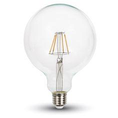 LED Filament E27 Globe 10W 1055Lm tageslichtweiss