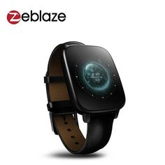 Zeblaze Crystal Smartwatch, 1.54inch IPS 3D HD Screen, IOS Android, Bluetooth Music Player, Great Choice!