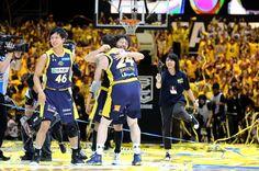 栃木ブレックス、接戦を制してBリーグ初代王者に…田臥勇太「チーム全員で優勝を勝ち取れた」