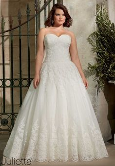 Find a Elegant Tulle Lace Wedding Dress Plus Size Wedding Dresses Ivory Sweetheart Wedding Gowns Cheap Bridal Dresses Online Shop For U ! Mori Lee Bridal, Mori Lee Wedding Dress, Wedding Dress Organza, Tulle Ball Gown, Ball Dresses, Ball Gowns, Tulle Lace, Dress Lace, Party Dresses
