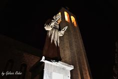 Statue of St Francis of Assisi - Rhodes Island