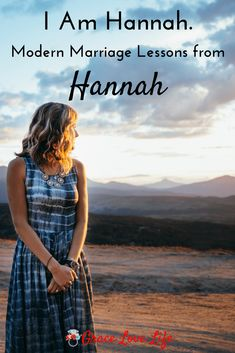 Hannah. Whenever we hear the name, we feel pain for a woman who cried for a child, and joy for the prayer that was answered. We think of Hannah as a mother, but there is another side to her as well…