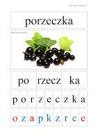 BLOG EDUKACYJNY DLA DZIECI: kwietnia 2017 Learn Polish, Kids Learning, Montessori, Letters, Html, Education, Children, School, Exercises