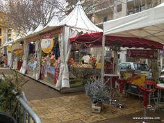 Cote d'Azur, Riviera Francesa: descobrindo os melhores lugares pra sua proxima viagem: Marché de Natal