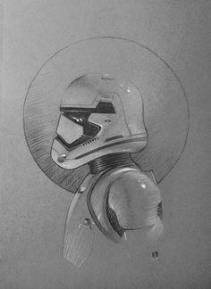 First Order Stormtrooper by Benef on DeviantArt