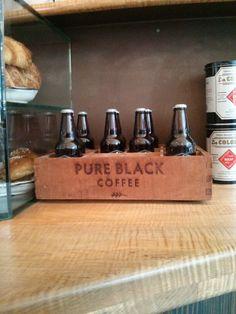 NYC's La Colombe cold brew coffee