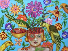 """Creation"" by Joan Wheeler"