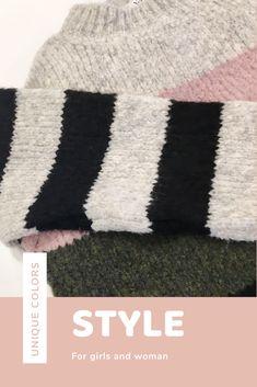 Lana, Winter Hats, Crochet Hats, Boutique, Women, Style, Fashion, Color Streaks, Colors