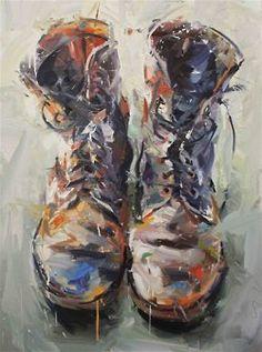 Paul Wright. Studio Boots.
