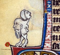 the thing'The Maastricht Hours', Liège 14th centuryBritish Library, Stowe 17, fol. 217v