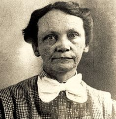 Amy Archer-Gilligan: poisoned a husband and four of her nursing home's residents with arsenic or strychnine in Windsor, Connecticut in the 1910s  -(With a name of Gilligan, I'd be crazy too!)