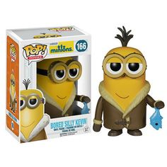 Minions Movie Bored Silly Kevin Pop! Vinyl Figure in Toys & Hobbies, TV, Movie & Character Toys, Other TV/Movie Character Toys | eBay