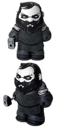"Jon-Paul Kaiser's ""The Blacksmith"" resin figure announced!!!"