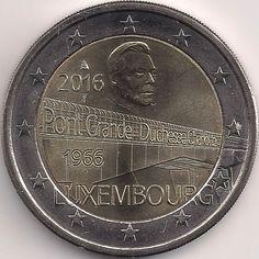 Motivseite: Münze-Europa-Mitteleuropa-Luxemburg-Euro-2.00-2016-Pont Grande-Duchesse Charlotte
