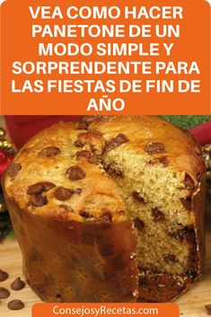 Panettone Cake, Bread Recipes, Cake Recipes, Argentina Food, Sweet And Salty, Sweet Bread, Caramel Apples, Holiday Recipes, Delicious Desserts